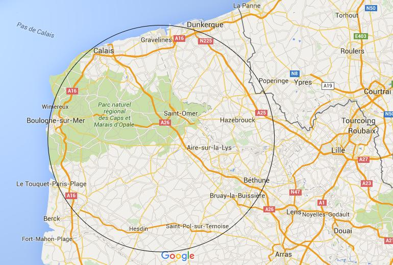 Lacleweb plan 30 km ronde billin