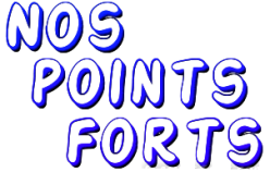 Les points forts 2